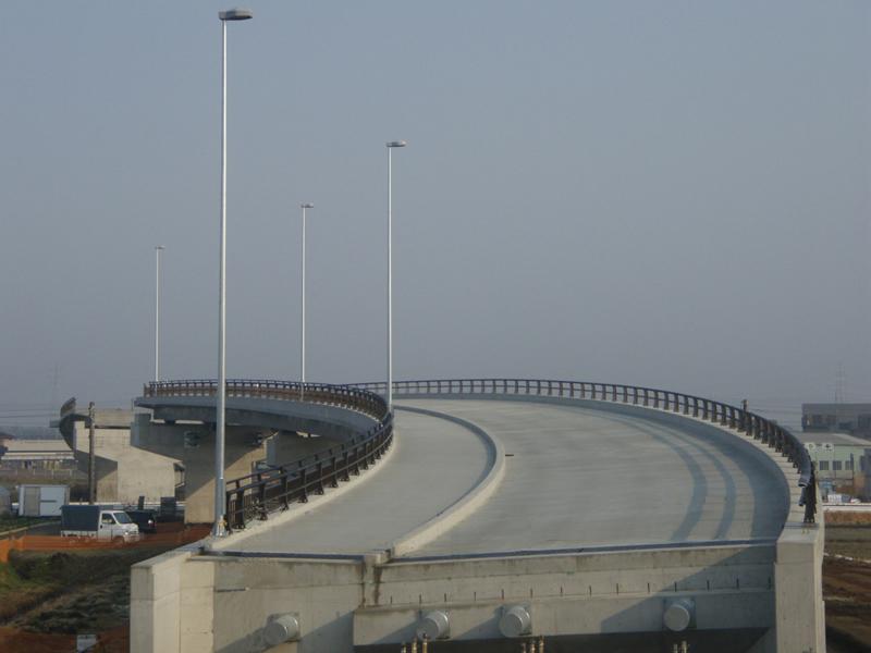 橋梁上部工事(第1工区)第14号 あさひ中央橋