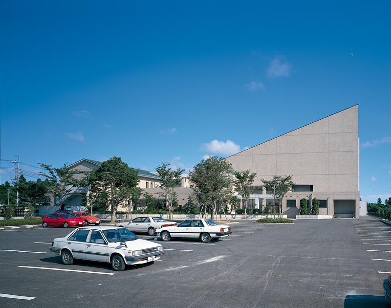 山田町公民館及び農業構造改善センター