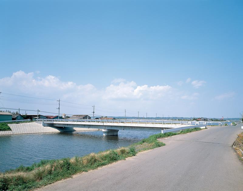農林水産省大利根用水農業水利事業 新川排水路工事(匝瑳市)