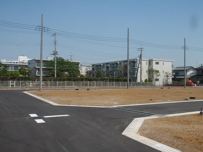 クラシード八千代台南 造成工事