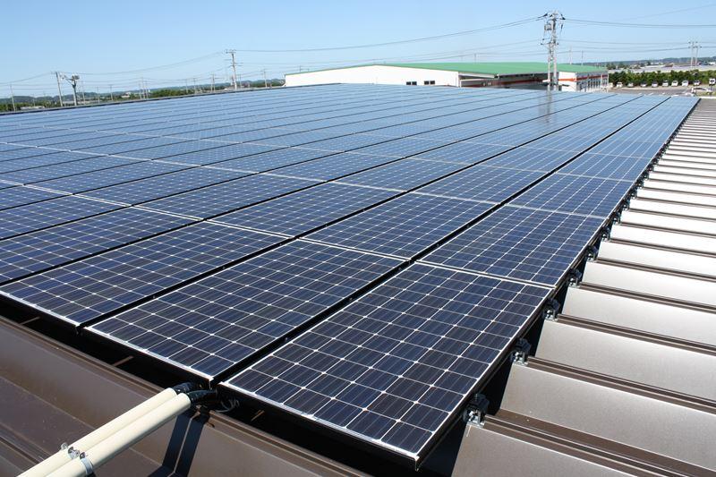 ホンダカーズ東総HondaGloss千葉旭センター太陽光発電システム