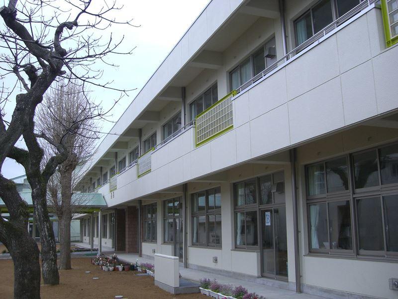 旭市立中央小学校北校舎改築工事