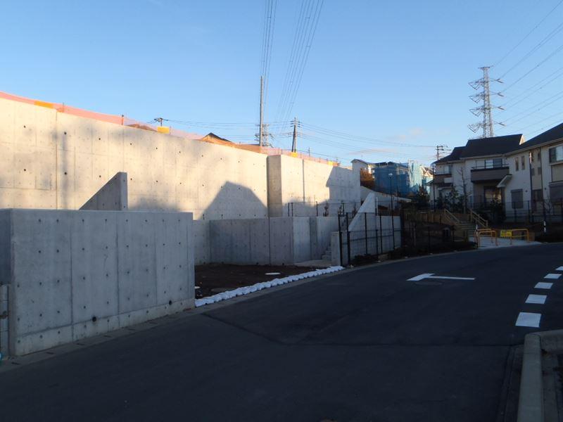 船橋旭町5丁目宅地造成工事