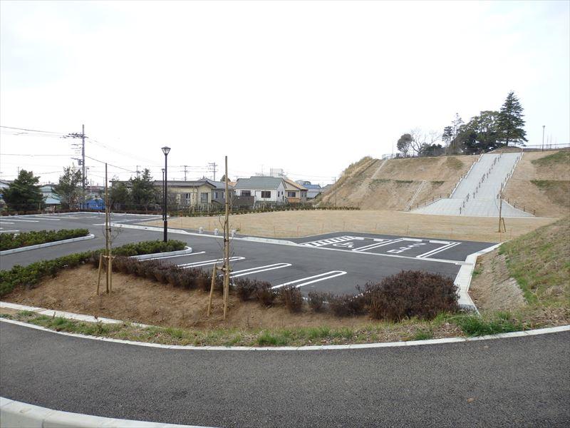 (仮称)木下交流の杜広場整備工事(1)