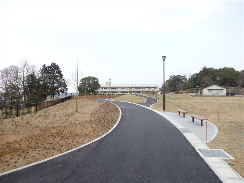 (仮称)木下交流の杜広場整備工事(3)
