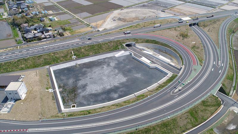圏央道神崎成田地区環境整備(2)工事