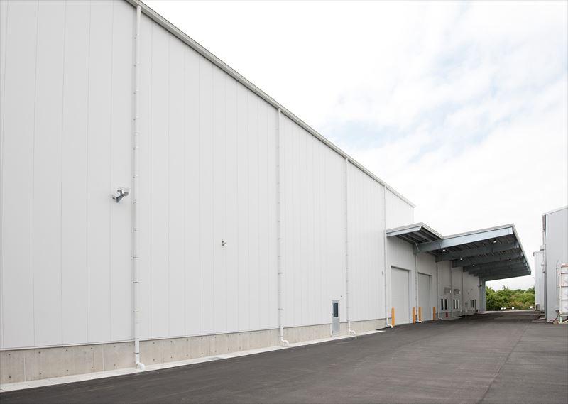 株式会社ハーバー研究所 成田物流センター3号棟建築工事(多古町)