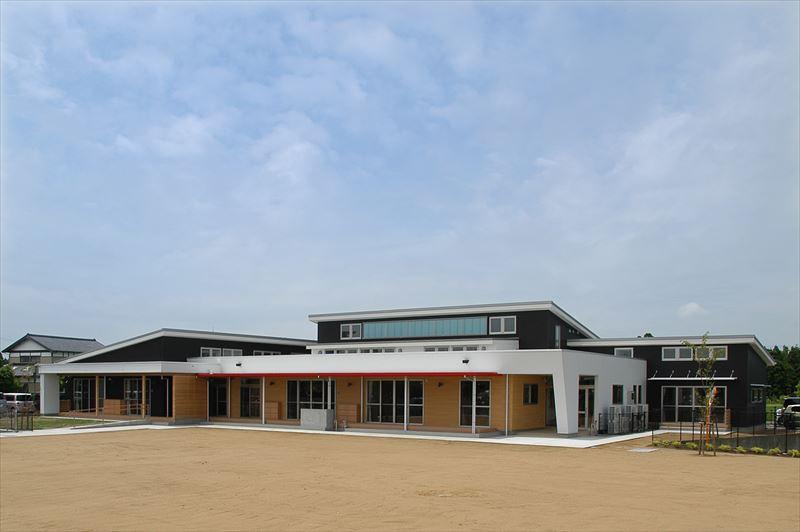 三里塚みらい保育園(成田市)(2)