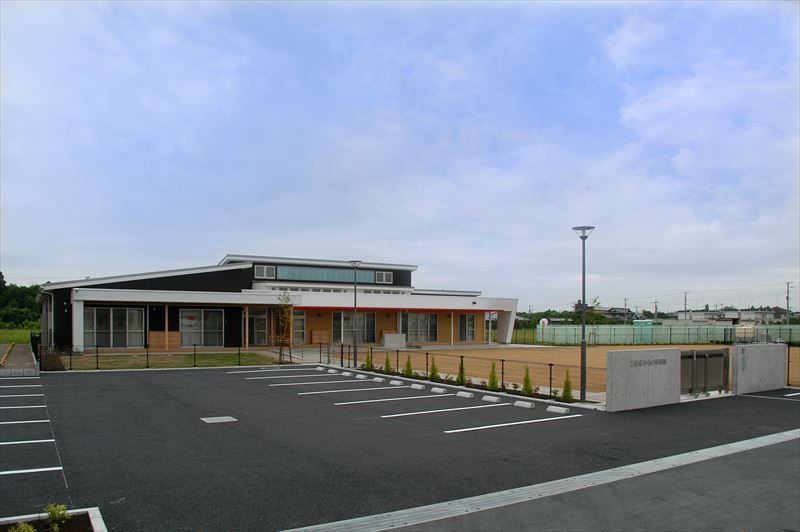 三里塚みらい保育園(成田市)(1)