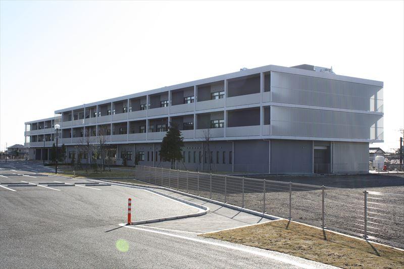 九十九里ホーム飯倉駅前特別養護老人ホーム(匝瑳市)