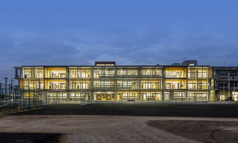 いすみ市立国吉中学校建設事業(2)