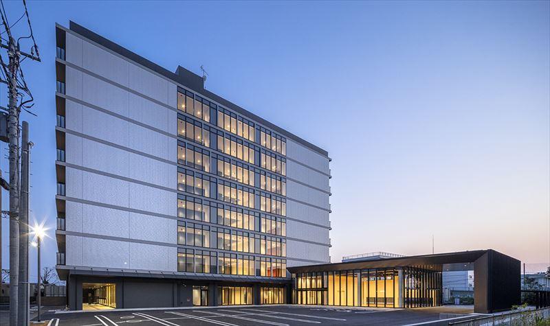 総合病院国保旭中央病院看護師宿舎