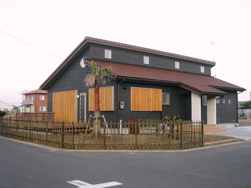 一般住宅施工例1