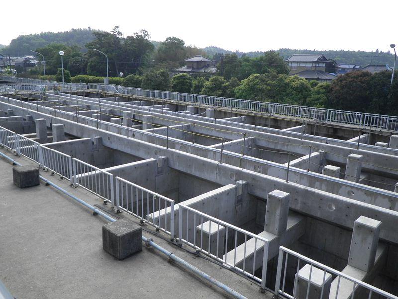 香取市佐原浄化センター建設工事